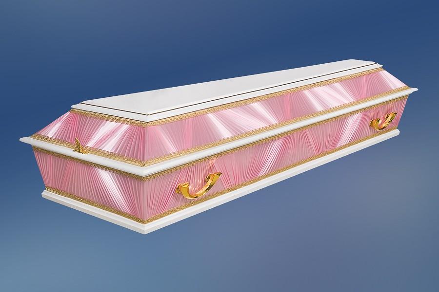 Розовый гроб картинка